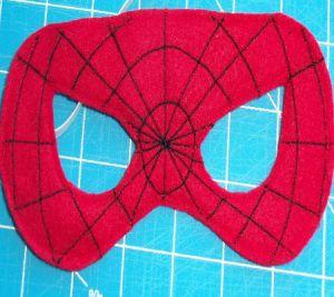 Как сделать маску человека-паука12