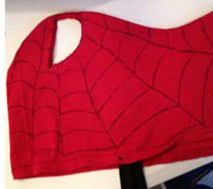 Как сделать маску человека-паука22