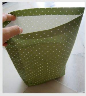 как сделать пакет из бумаги10