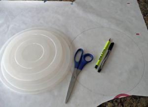 Как сделать парашют из бумаги13