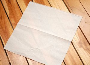 Как сделать парашют из бумаги2