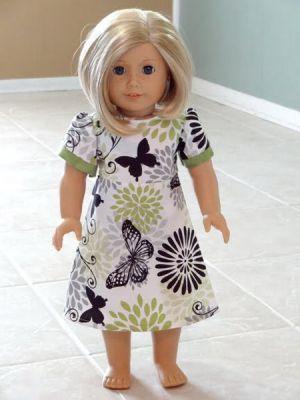как сшить платье для куклы22