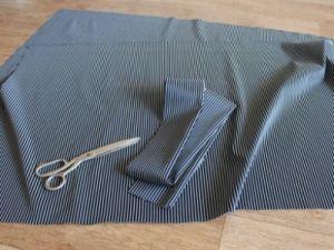 Как сшить юбку колокол1