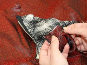 Как сшить юбку колокол29