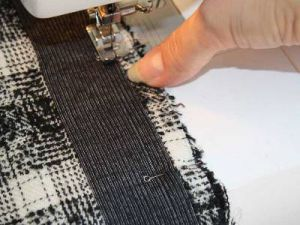 Как сшить юбку колокол34