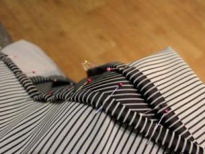 Как сшить юбку колокол6