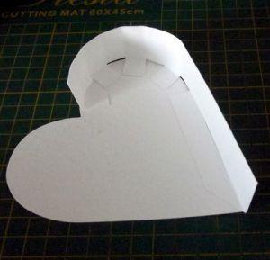 Коробочка-сердце своими руками4