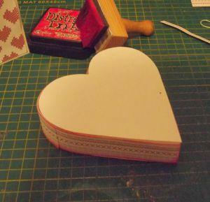 Коробочка-сердце своими руками8