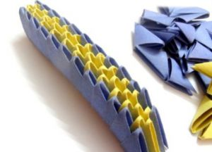 Модульное оригами - дракон20