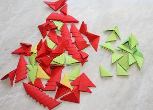 Модульное оригами - дракон27