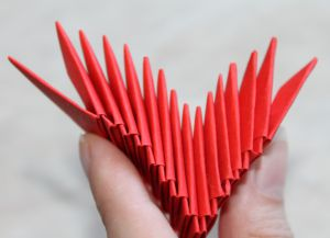 Модульное оригами - дракон30