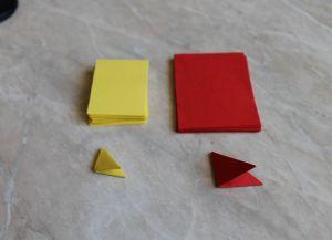 Модульное оригами - дракон43