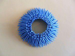 Модульное оригами - конфетница40