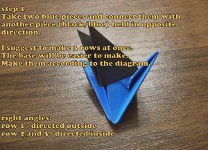 модульное оригами сова3