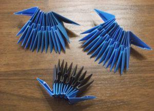 модульное оригами сова4