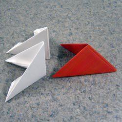 Модульное оригами - торт1