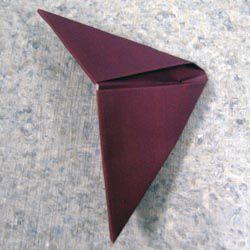 Модульное оригами - торт12