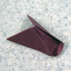 Модульное оригами - торт14