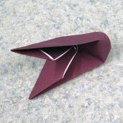 Модульное оригами - торт15