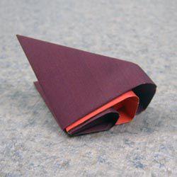 Модульное оригами - торт17