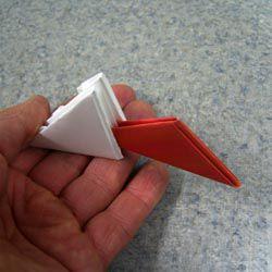 Модульное оригами - торт2