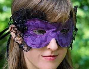 Новогодние маски своими руками10