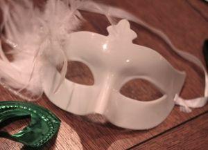 Новогодние маски своими руками11