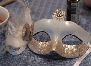 Новогодние маски своими руками15