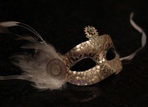 Новогодние маски своими руками16