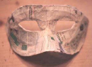 Новогодние маски своими руками17