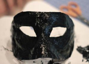 Новогодние маски своими руками18