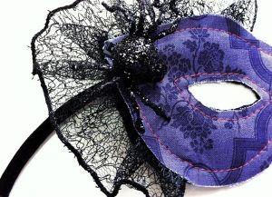 Новогодние маски своими руками8