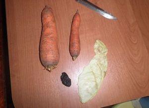 Поделки из моркови22