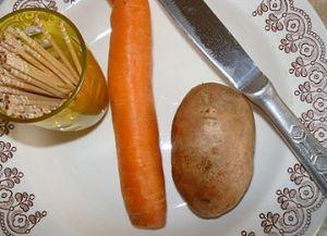 Поделки из моркови30