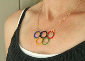 Поделки к олимпиаде своими руками16