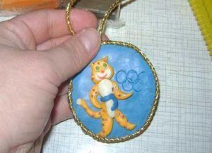 Поделки к олимпиаде своими руками33