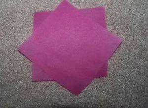 сердце из гофрированной бумаги36