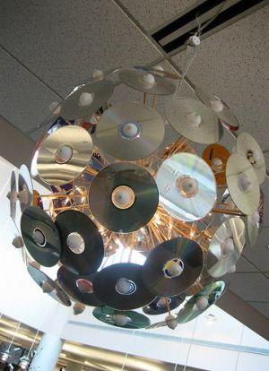 Шар из дисков своими руками25
