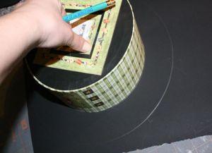 Шляпа цилиндр своими руками13
