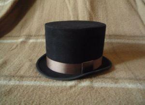 Шляпа цилиндр своими руками27
