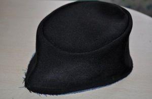 Шляпа пирата своими руками6