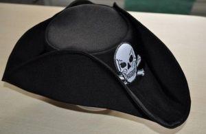 Шляпа пирата своими руками9