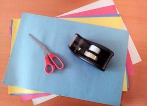 традиционный фонарик из бумаги1