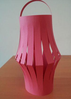 традиционный фонарик из бумаги5