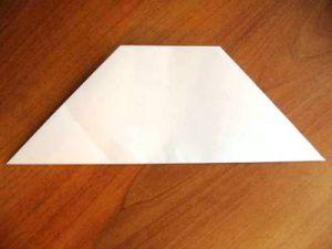 как делается хлопушка из бумаги 3