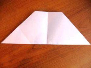 как делается хлопушка из бумаги 4