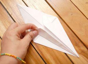 как сделать журавлика из бумаги фото 15