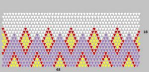 поделки из треугольных модулей фото 3