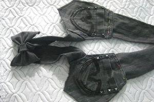 жилетка из старых джинсов18