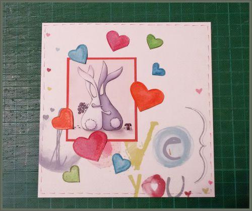 свадебные открытки скрапбукинг 13